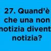31 domande