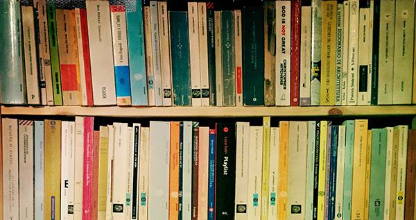 25 books, una lista per Natale