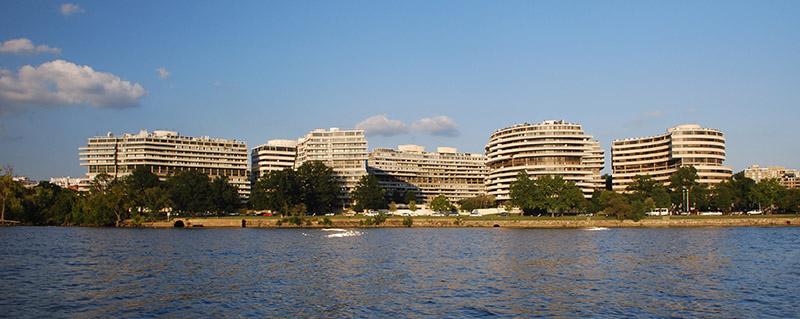 Washington, il Watergate, il Pentagono e altre storie