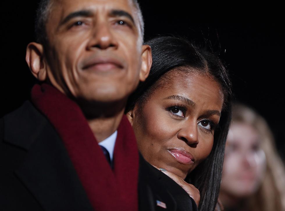 Barack Obama, avercene