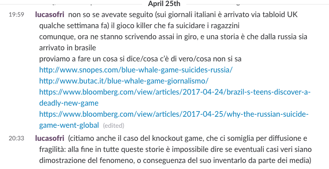Video falsi sul Blue Whale, bufera su Le Iene
