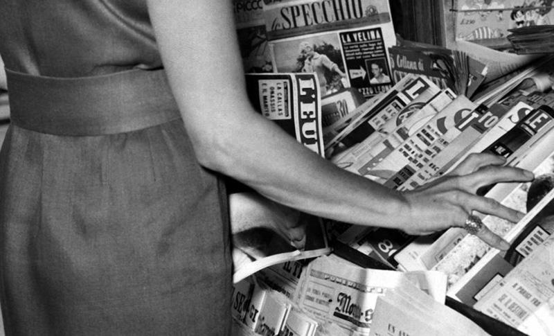 Il finanziamento strabico dei giornali