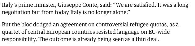 Conte e Salvini vincono